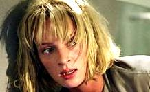 UMA THURMAN    as Rachel Porter